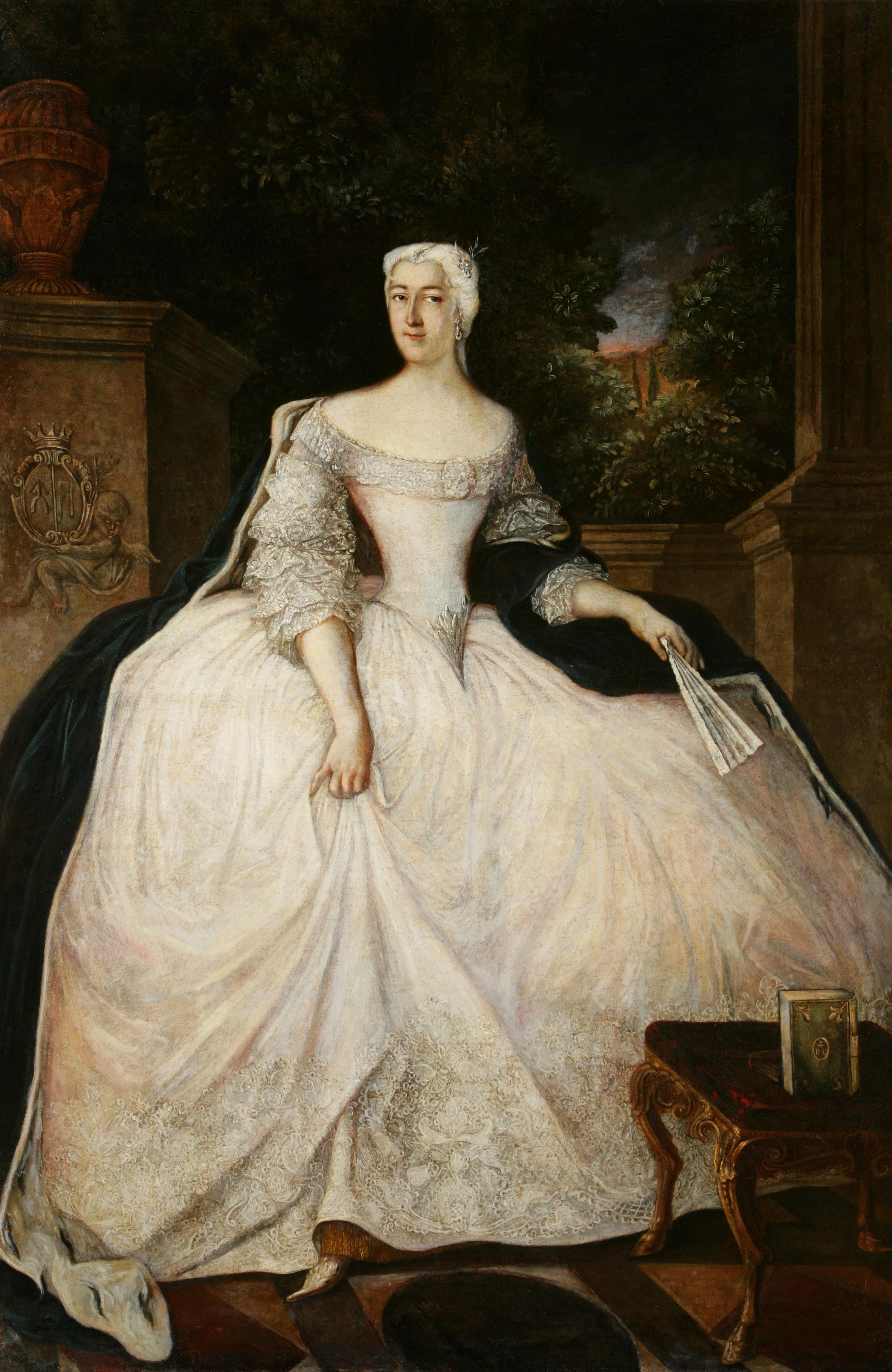 Biała Dama (źródło: Wikimedia Commons)