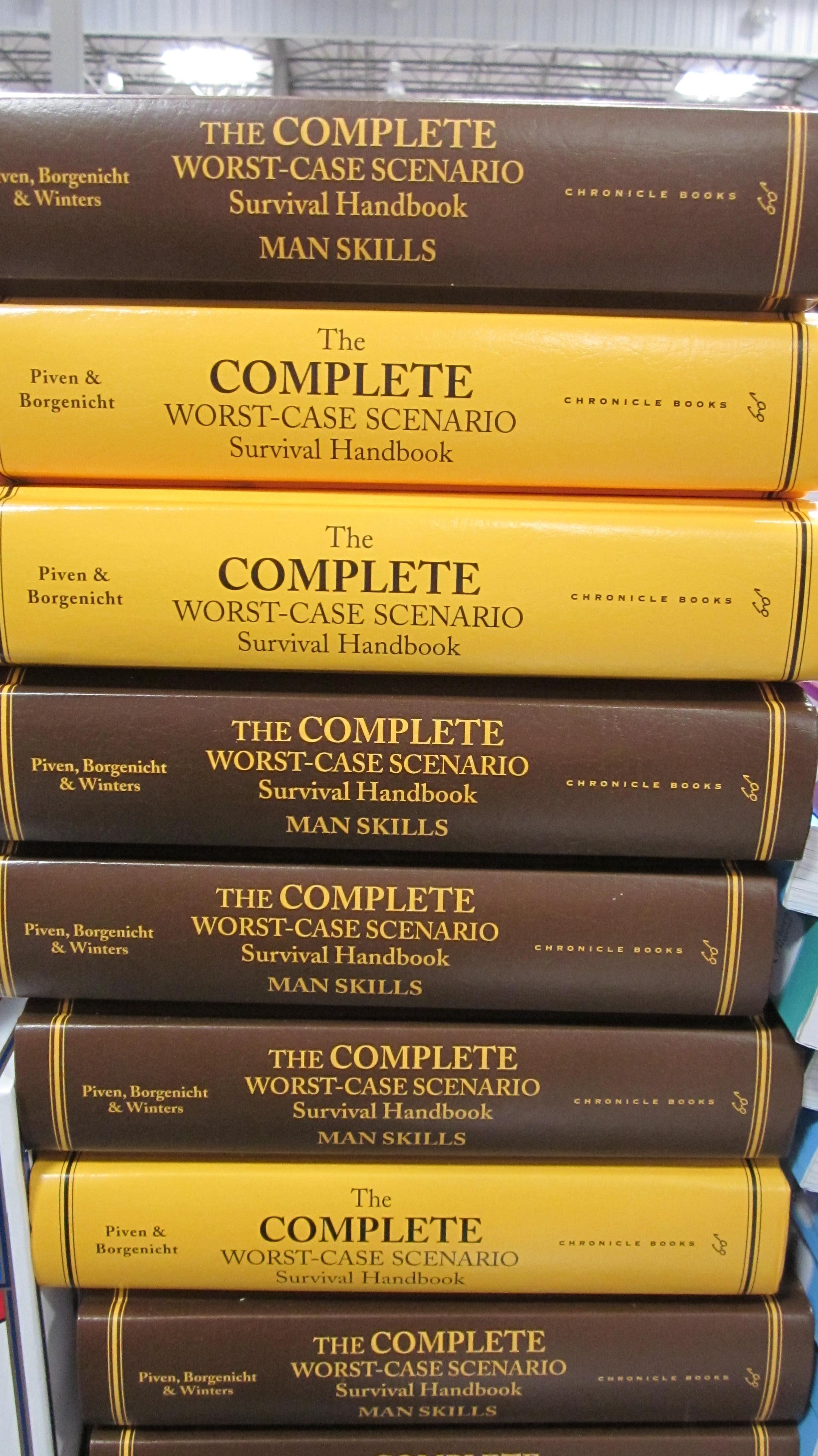 filethe complete worstcase scenario survival handbook