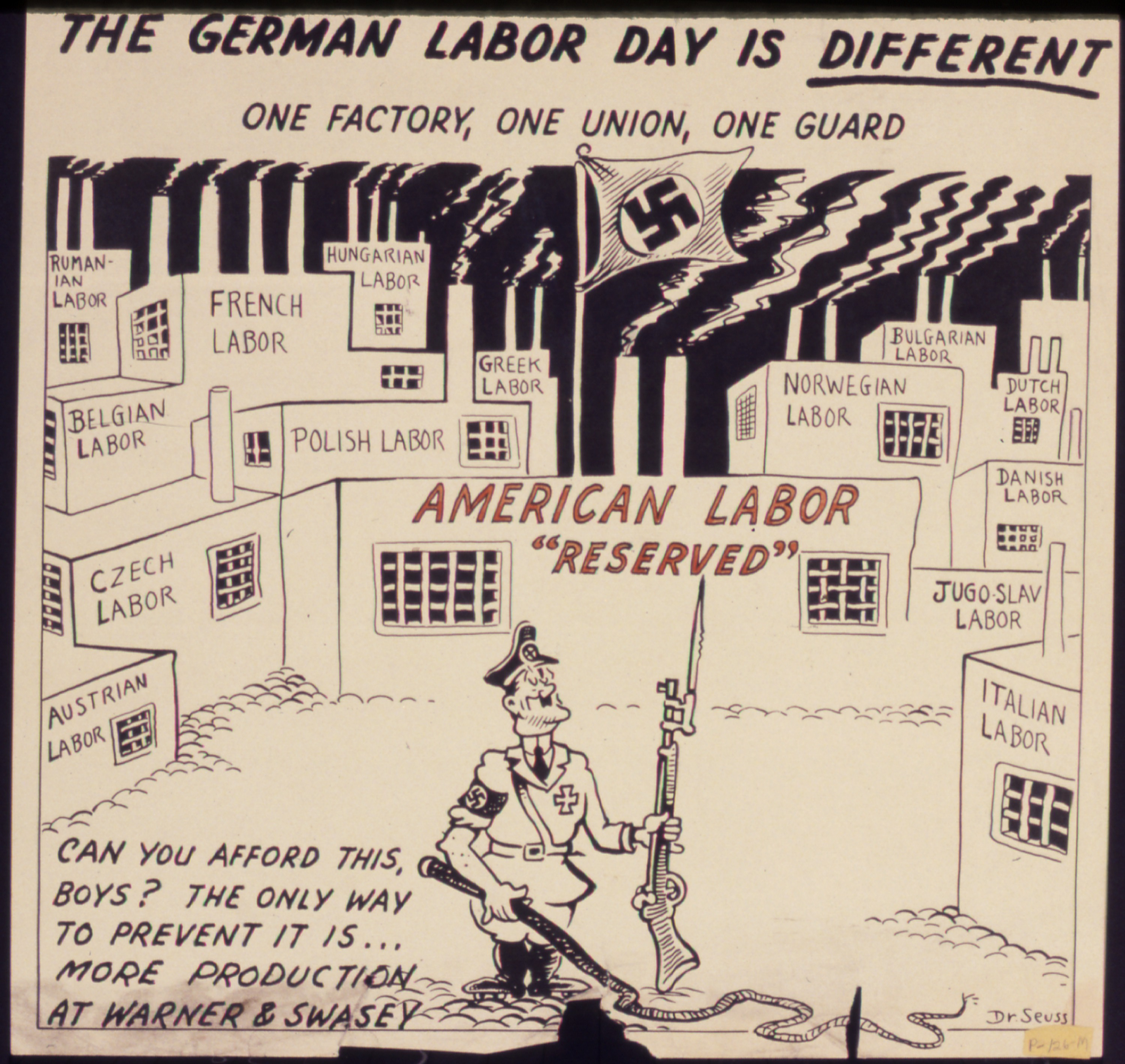 File:The German Labor Day is different. One factory, one ...