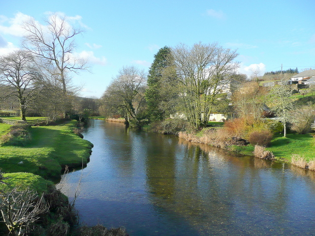 The River Barle, Withypool - geograph.org.uk - 1623482