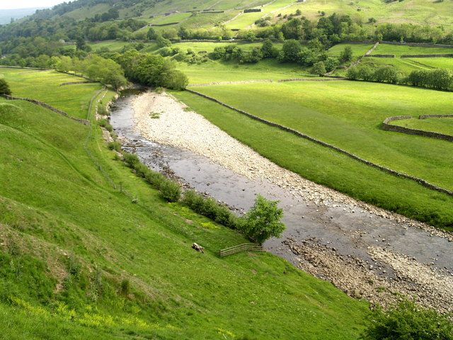 The River Swale - geograph.org.uk - 460089