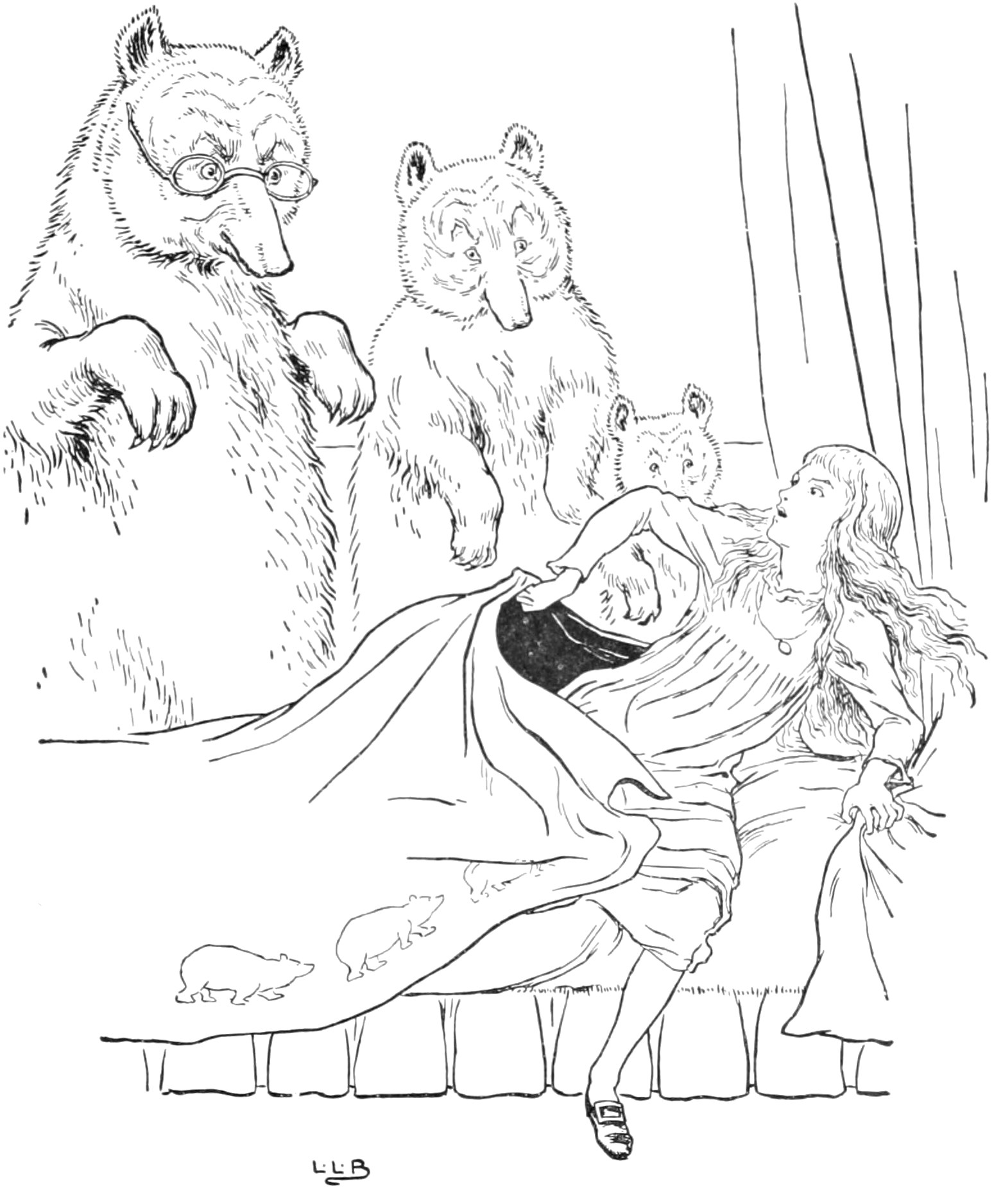 Liongard Coloring Pages