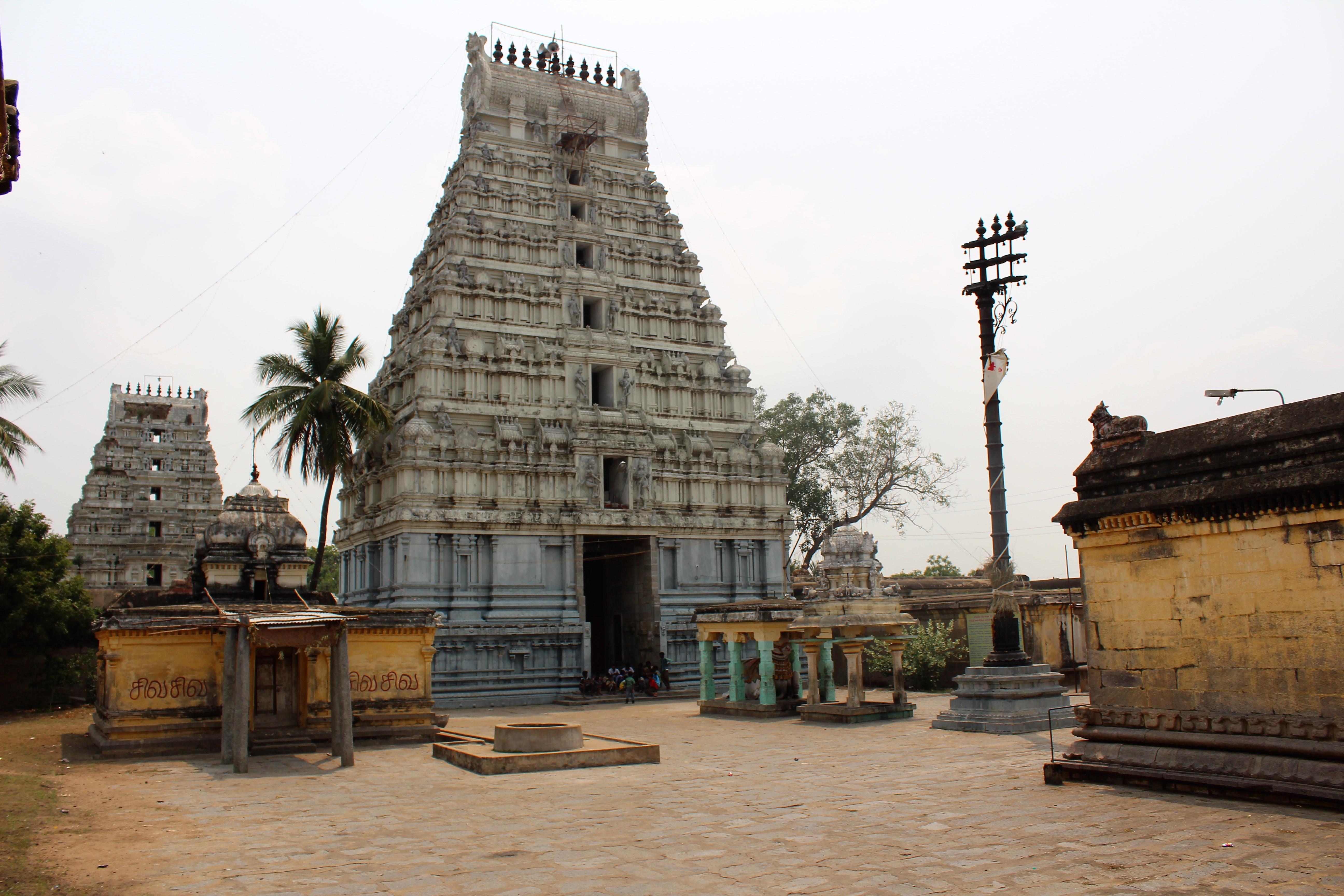 Abirameswarar temple - Wikipedia