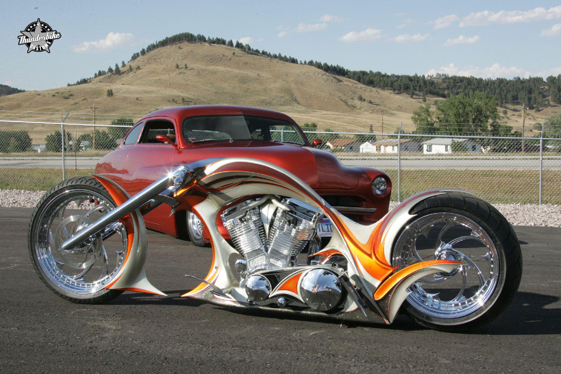 moto tuning peinture