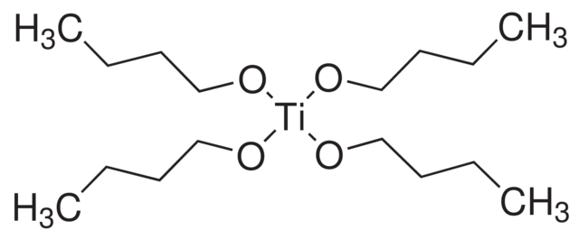 titanium butoxide wikipedia