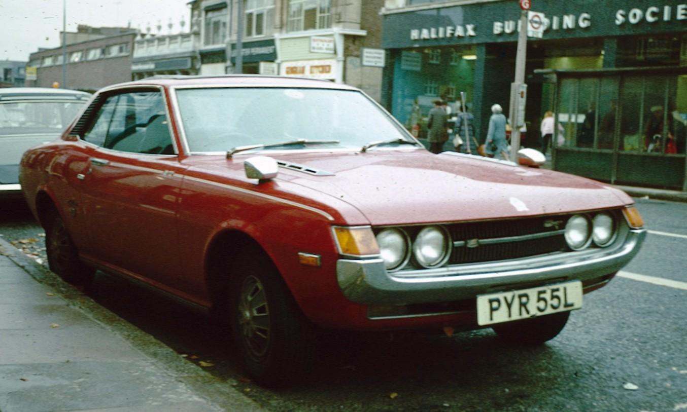File Toyota Celica Notchback 1972 First Generation Jpg
