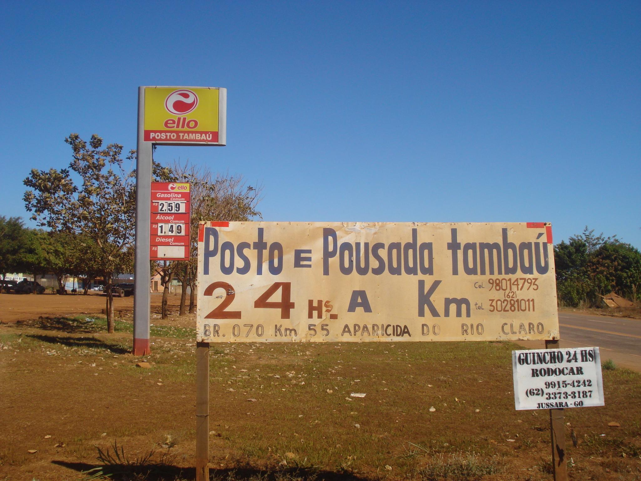 Montes Claros de Goiás Goiás fonte: upload.wikimedia.org