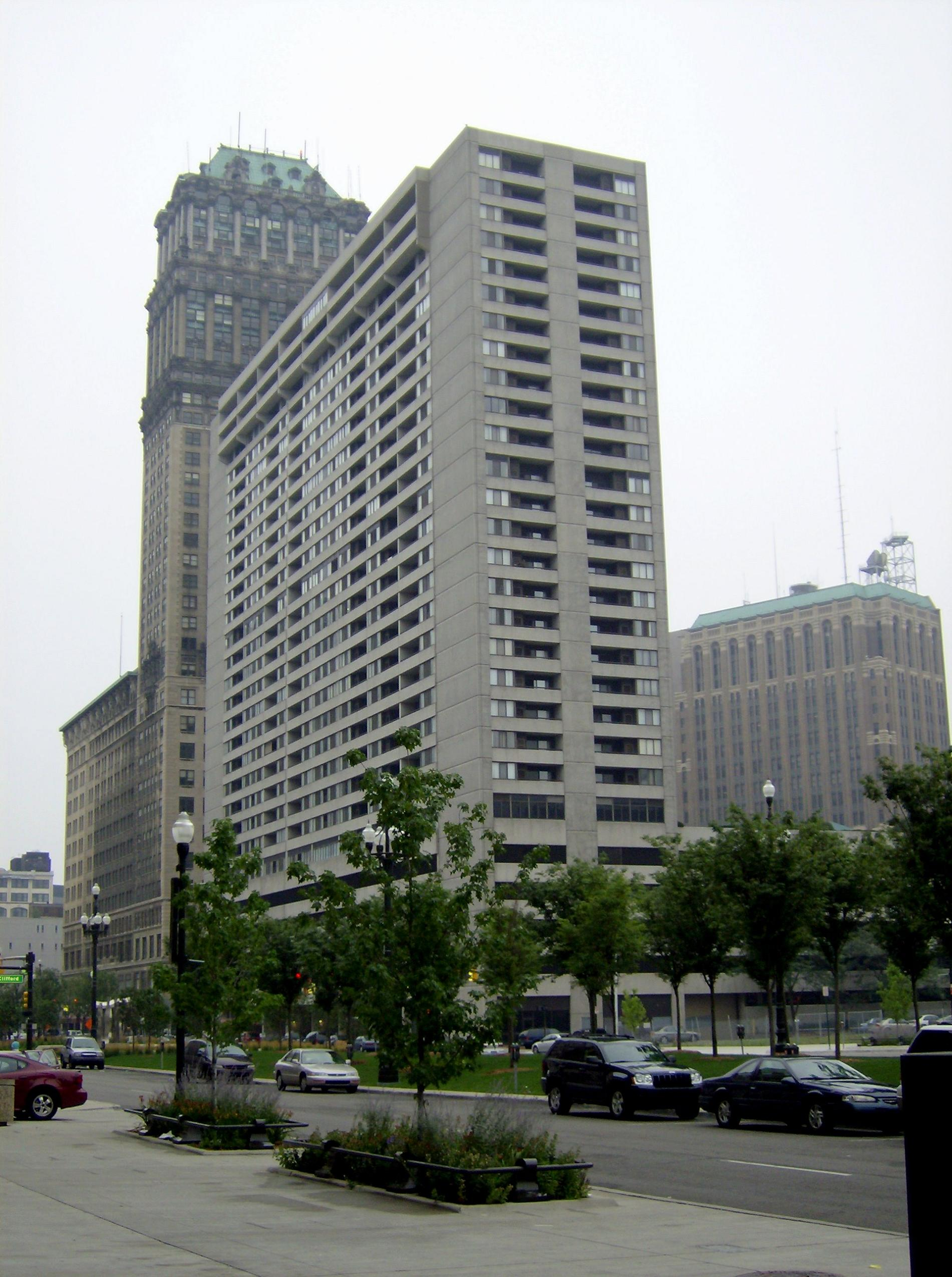 Detroit City Apartments - Wikipedia