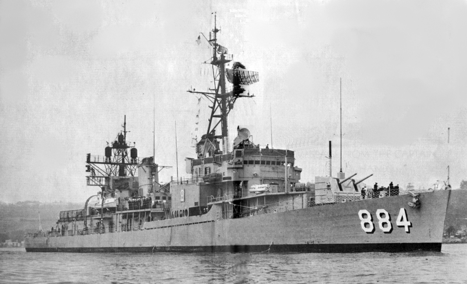 File:USS Floyd B. Parks (DD-884) in 1969.jpg