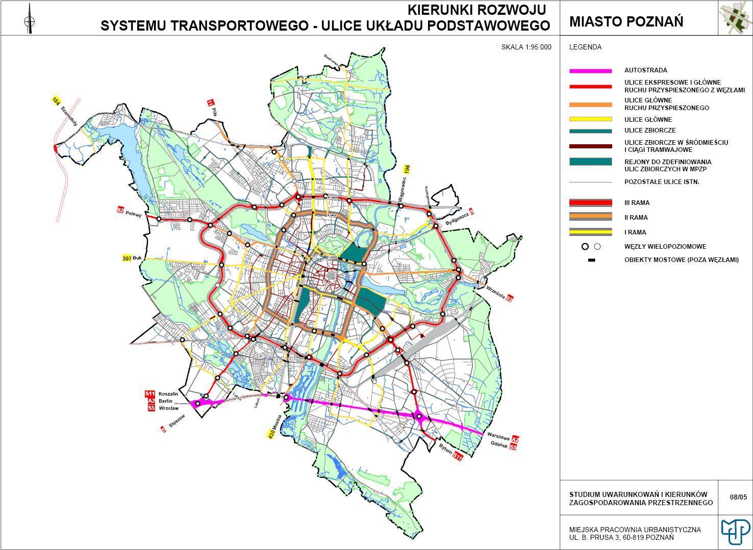 Góra Studium uwarunkowań i kierunków zagospodarowania przestrzennego US72