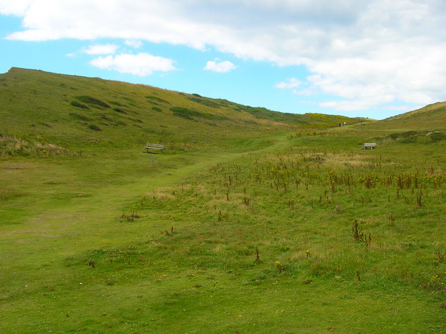 Vanguard Way - geograph.org.uk - 881639