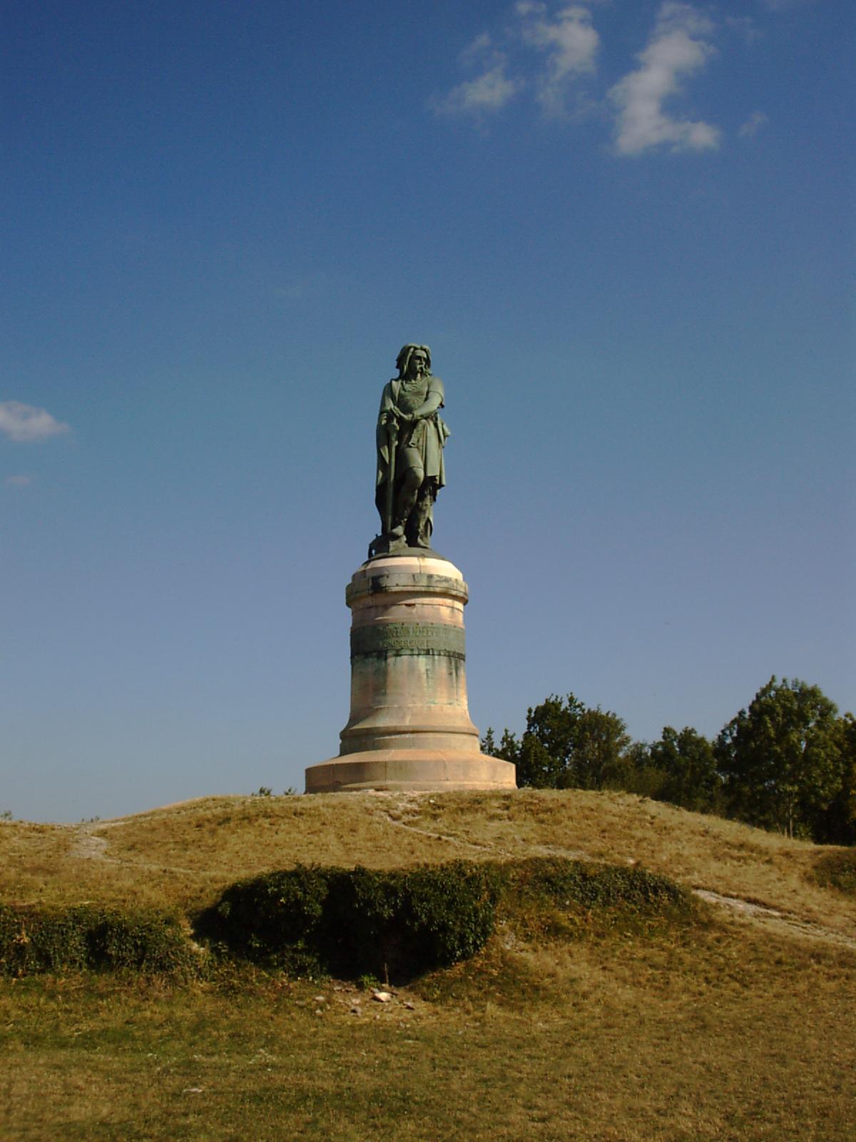 Batalla de Alesia Vercingetorix