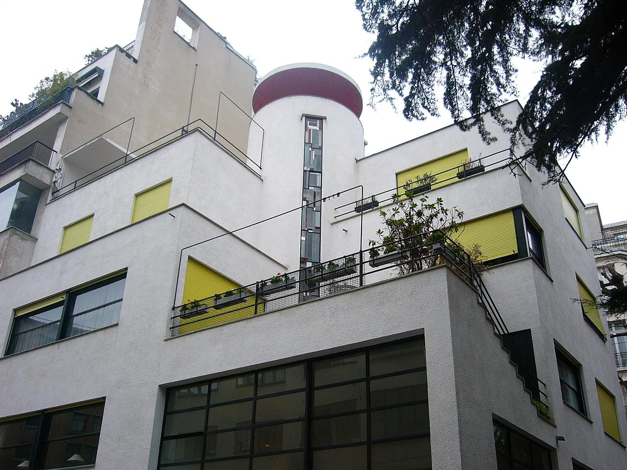 File:Villa des frères Martel construite par Robert Mallet-Stevens au 10 rue Mallet-Stevens (Paris), en 1927.jpg