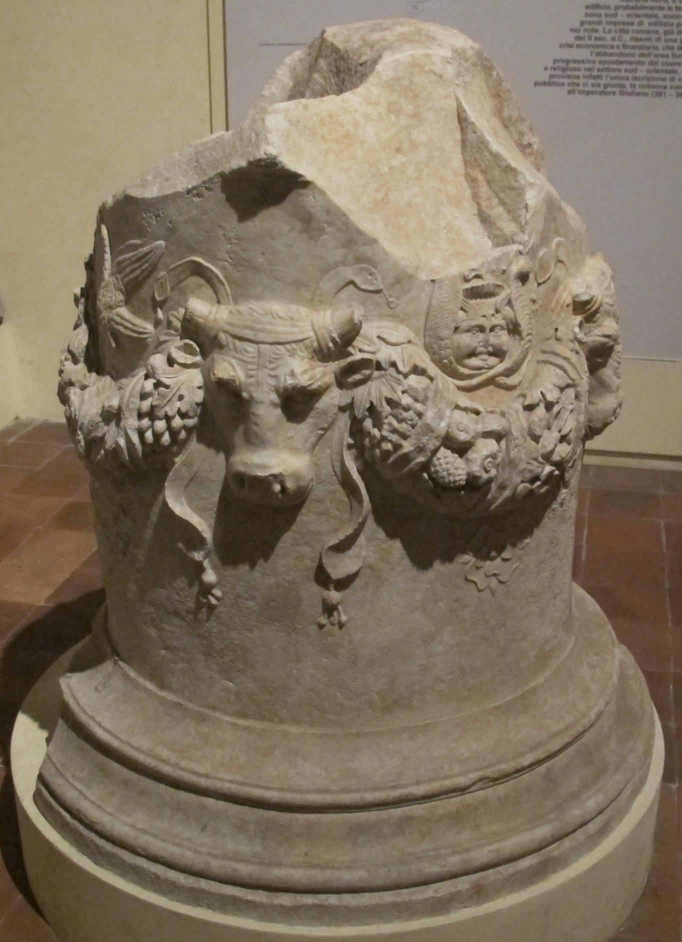 I Romani Museo Di Villa Guinigi Lucca