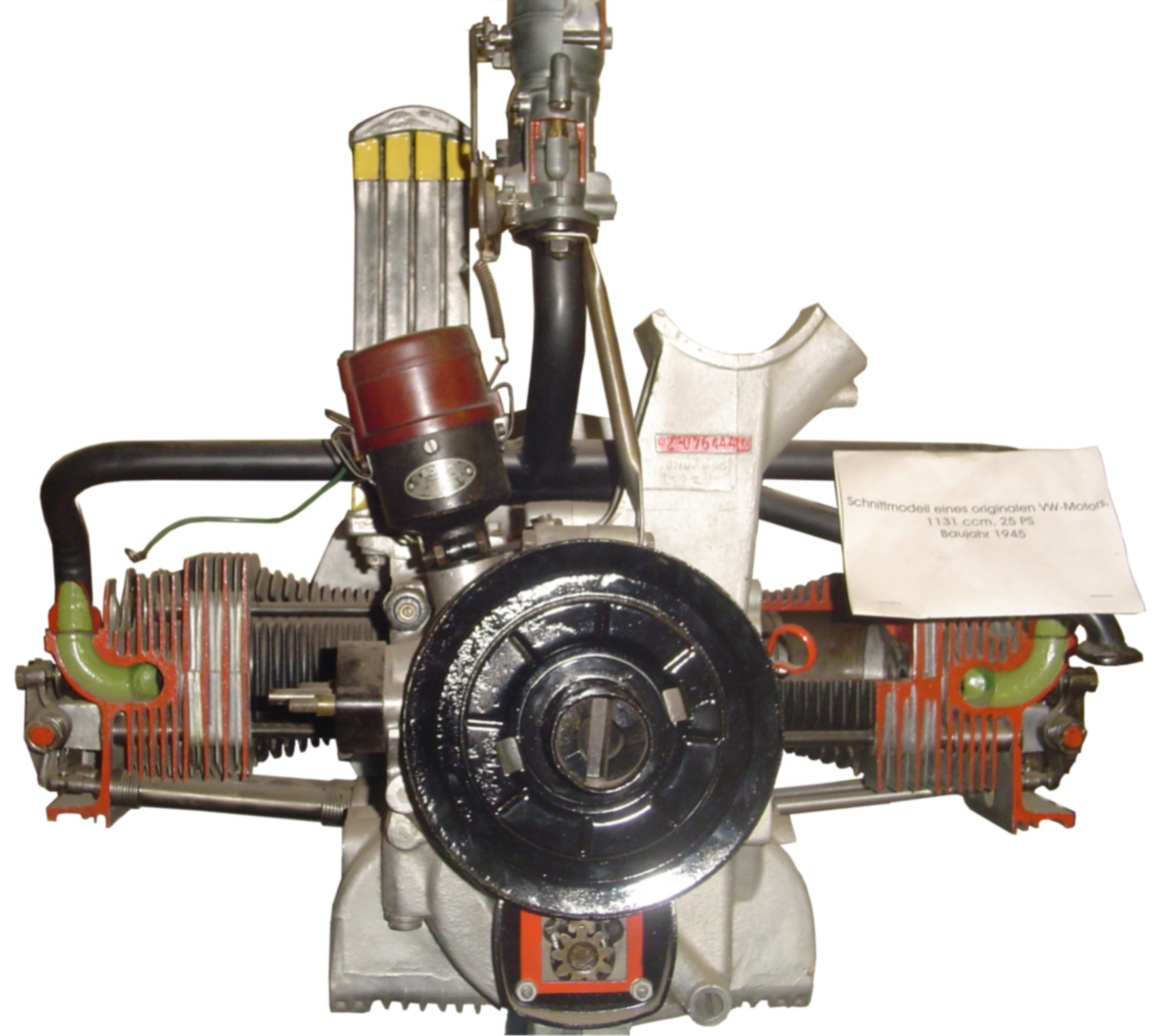 Volkswagen Motors: Flat-four Engine