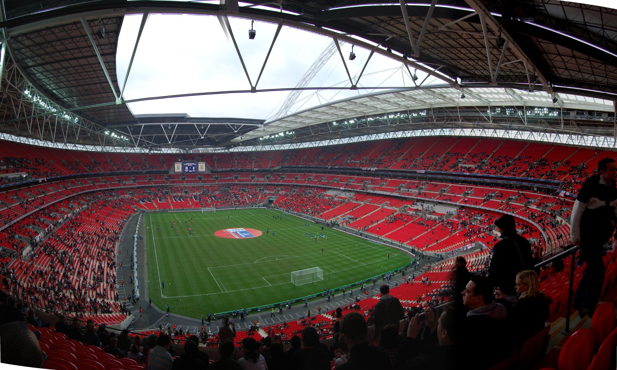 The Return to Wembley Stadium: FA Cup Final 2014