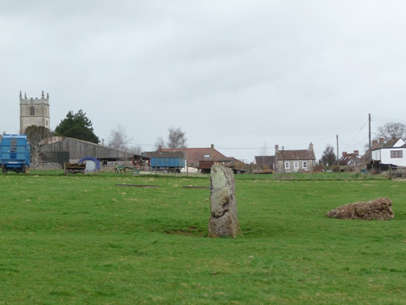 Western edge of the great circle, Stanton Drew - geograph.org.uk - 1800535