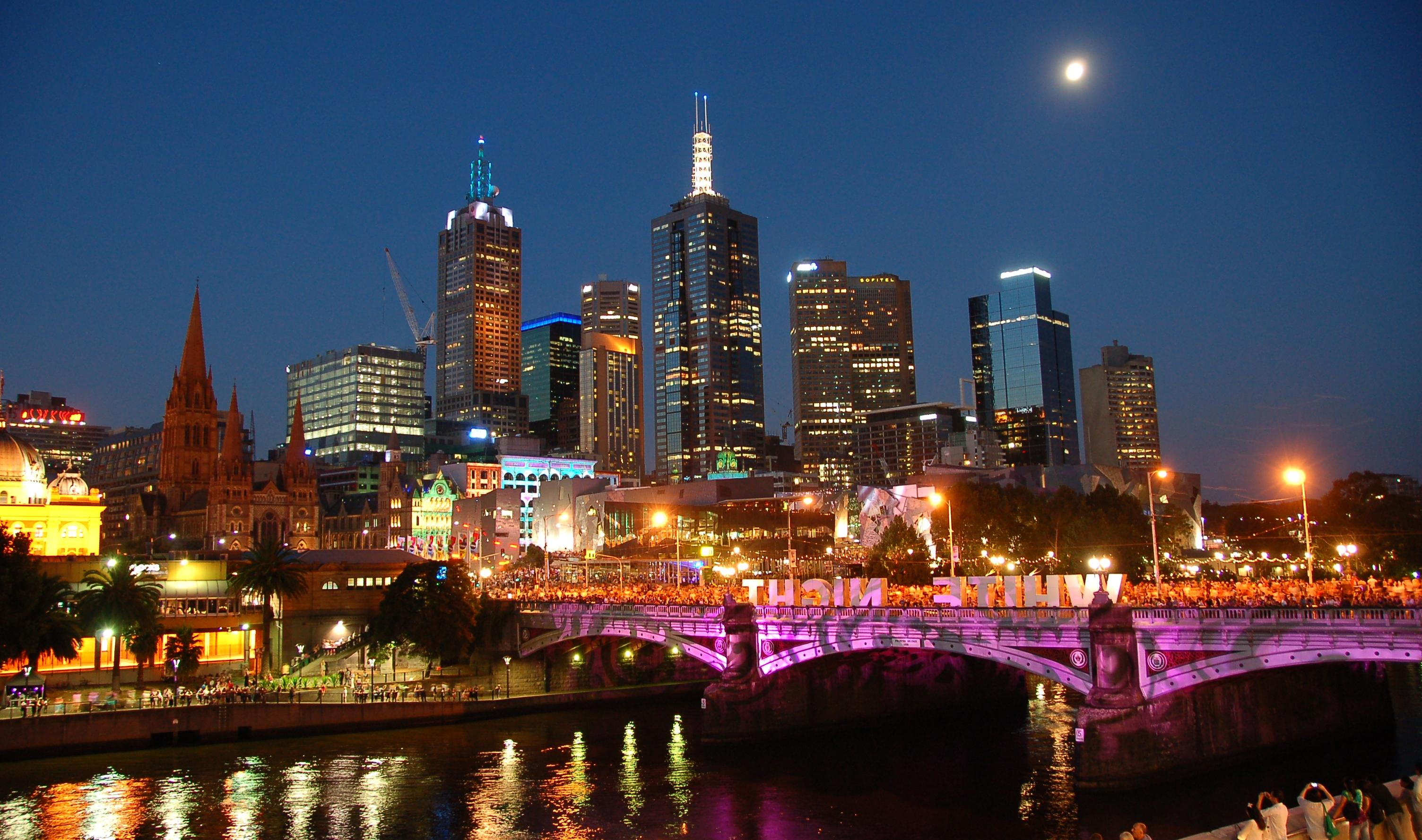 White Night Melbourne White Night Melbourne 2013