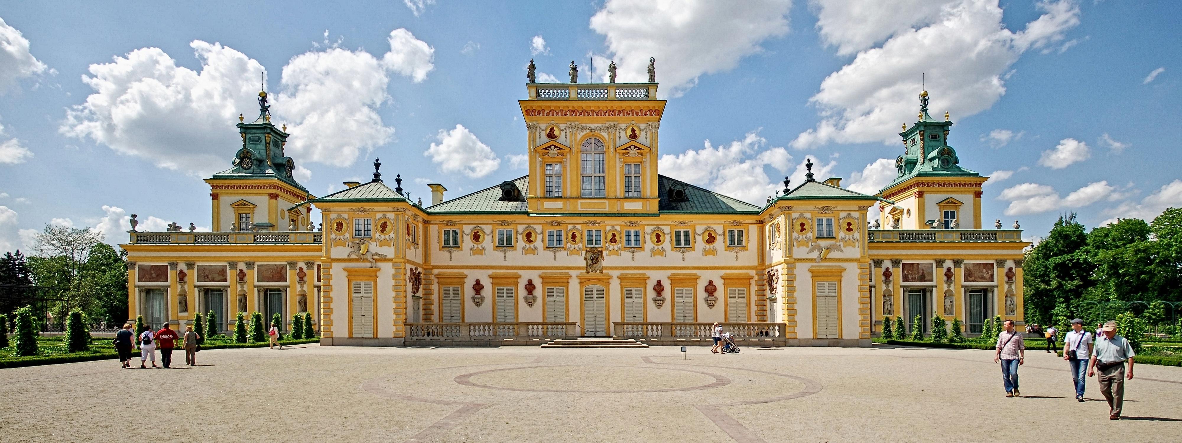 Wilanów-Palast