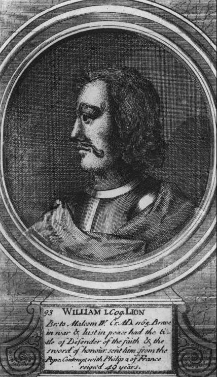 Уилям I (Шотландия) – Уикипедия