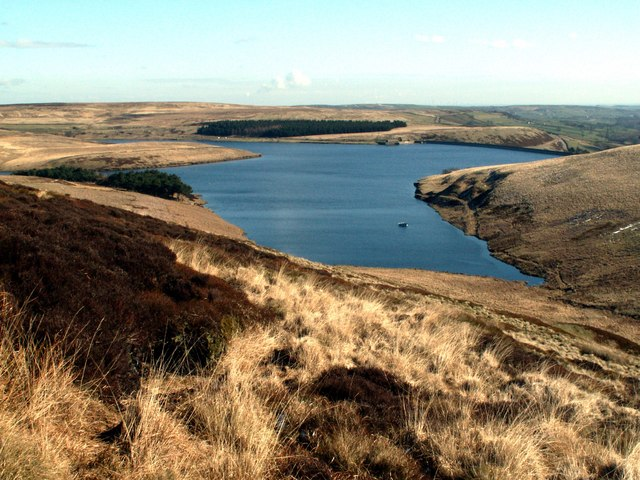 Winscar Reservoir - geograph.org.uk - 374111
