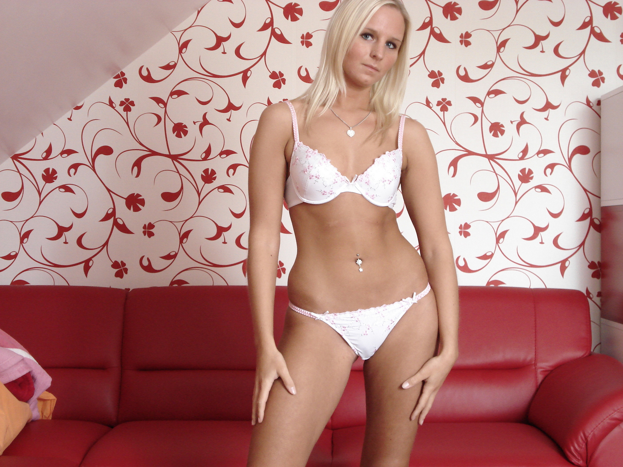 Home photo lingerie