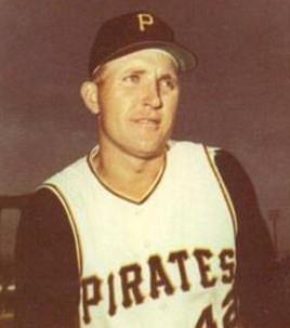 Woodie Fryman American baseball player