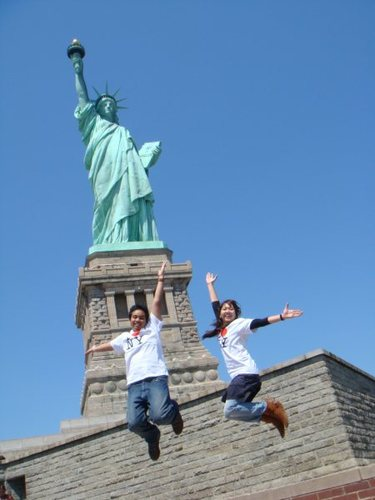 Travel to the Statue of Liberty 2015