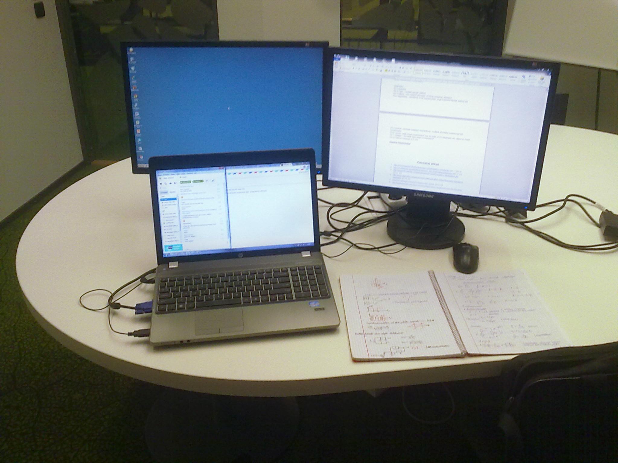 Workplace info lit