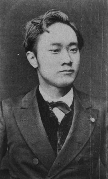 柳原前光肖像写真