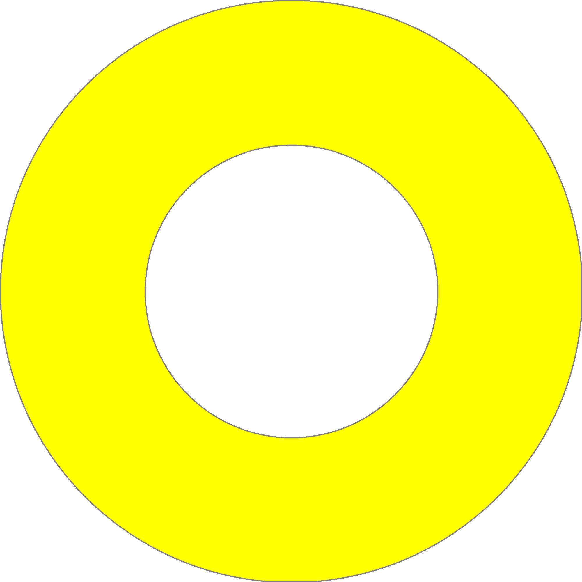 blue yellow white circle - photo #16
