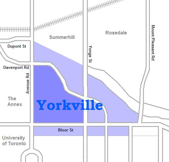 Yorkville, Toronto - Wikipedia, the free encyclopediayorkville village