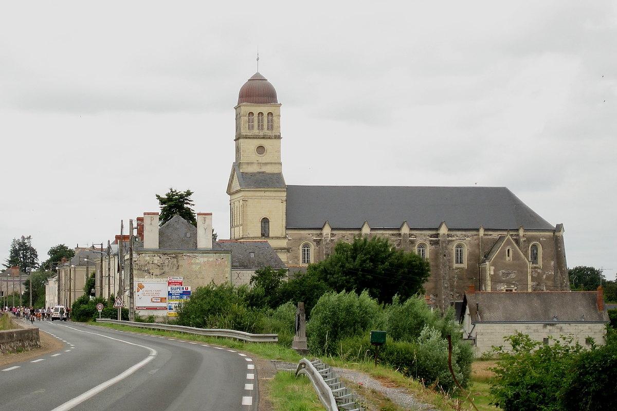 Glise saint aubin de la bohalle wikip dia - La petite cheminee saint aubin ...