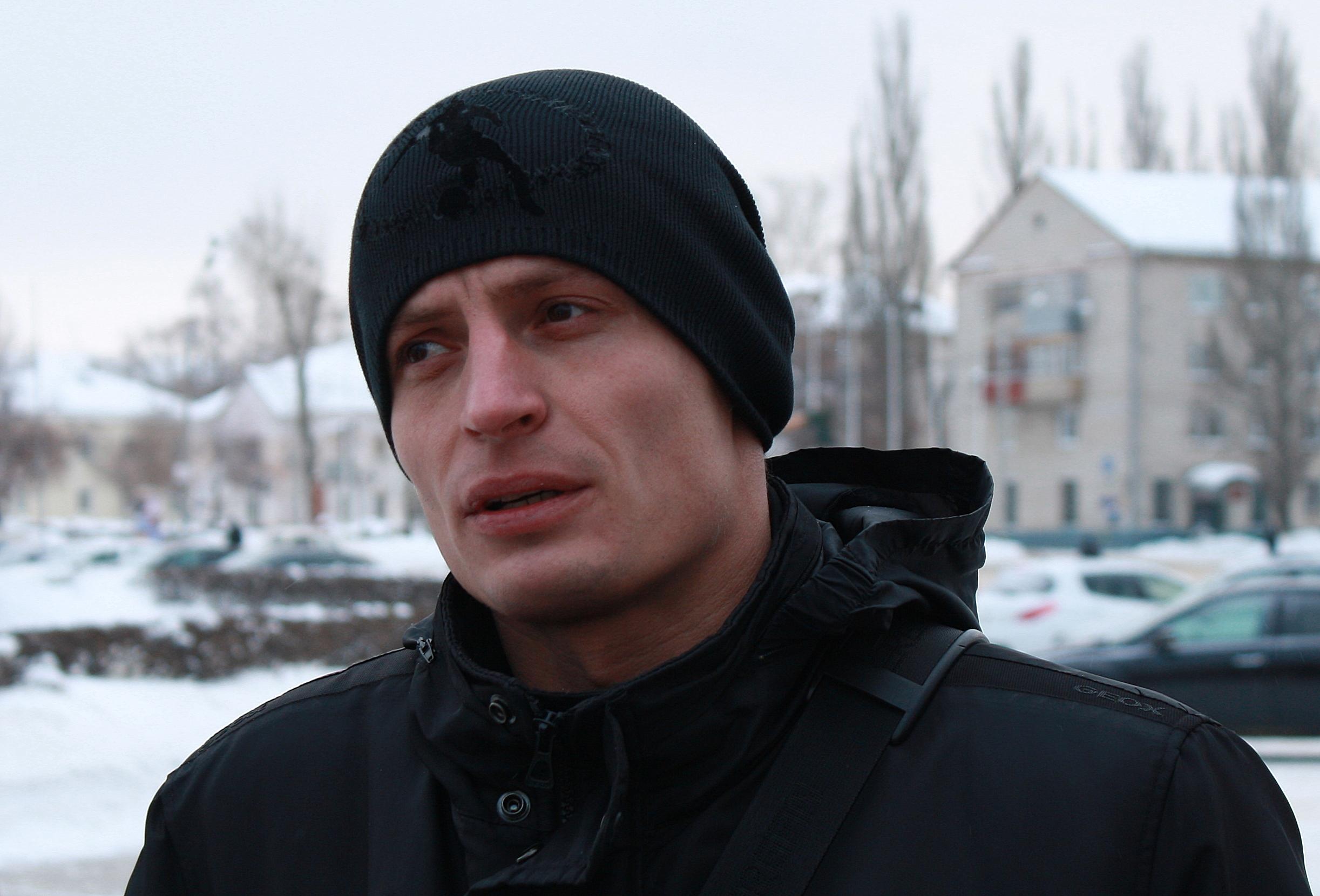 Александр Герунов: осуществляют контроль исключительно по собственному желанию