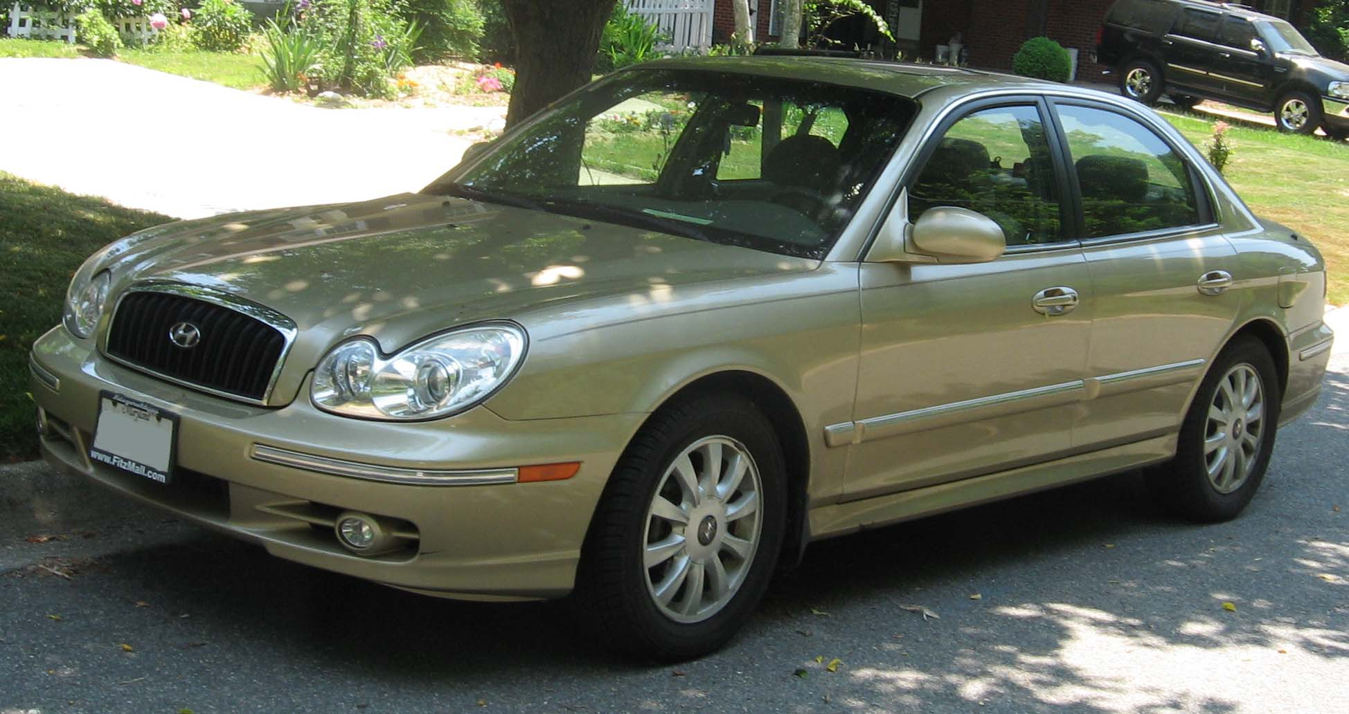 File 02 05 Hyundai Sonata Gls V6 Jpg Wikimedia Commons