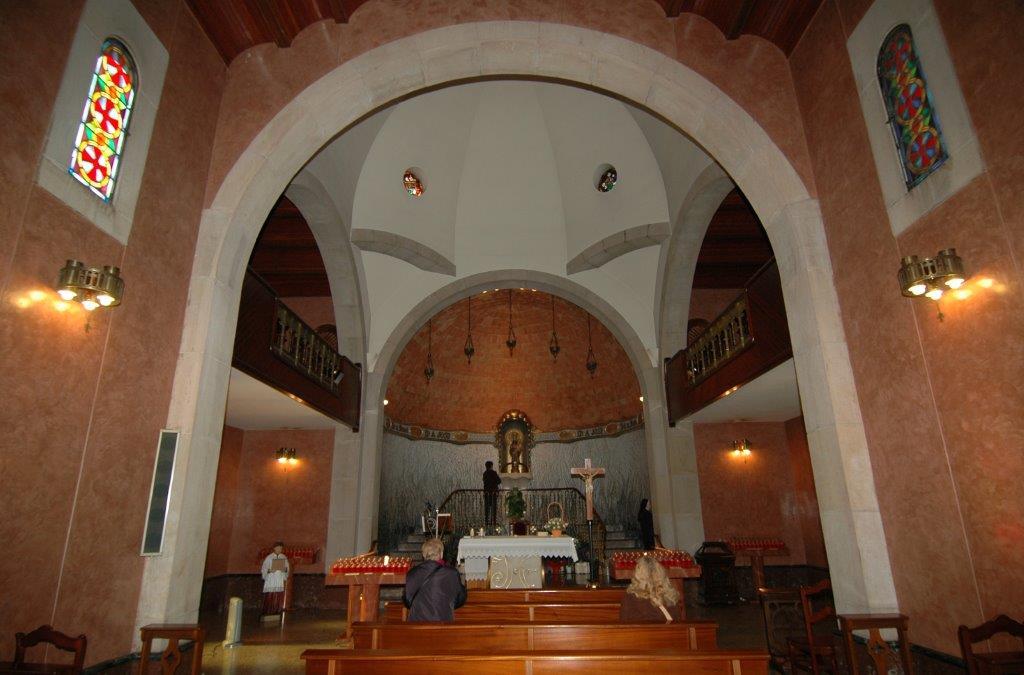File 05 real santuario de san jose de la monta a barcelona - Barcelona san jose ...