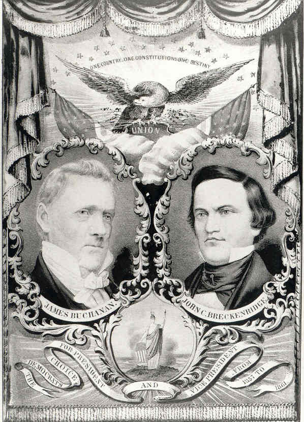 an overview of the contenders for the presidential election of 1856 in the united states Across the pantheon of presidential elections in early america, few have stressed   and marital status of this season's candidates to the contenders of 1856.