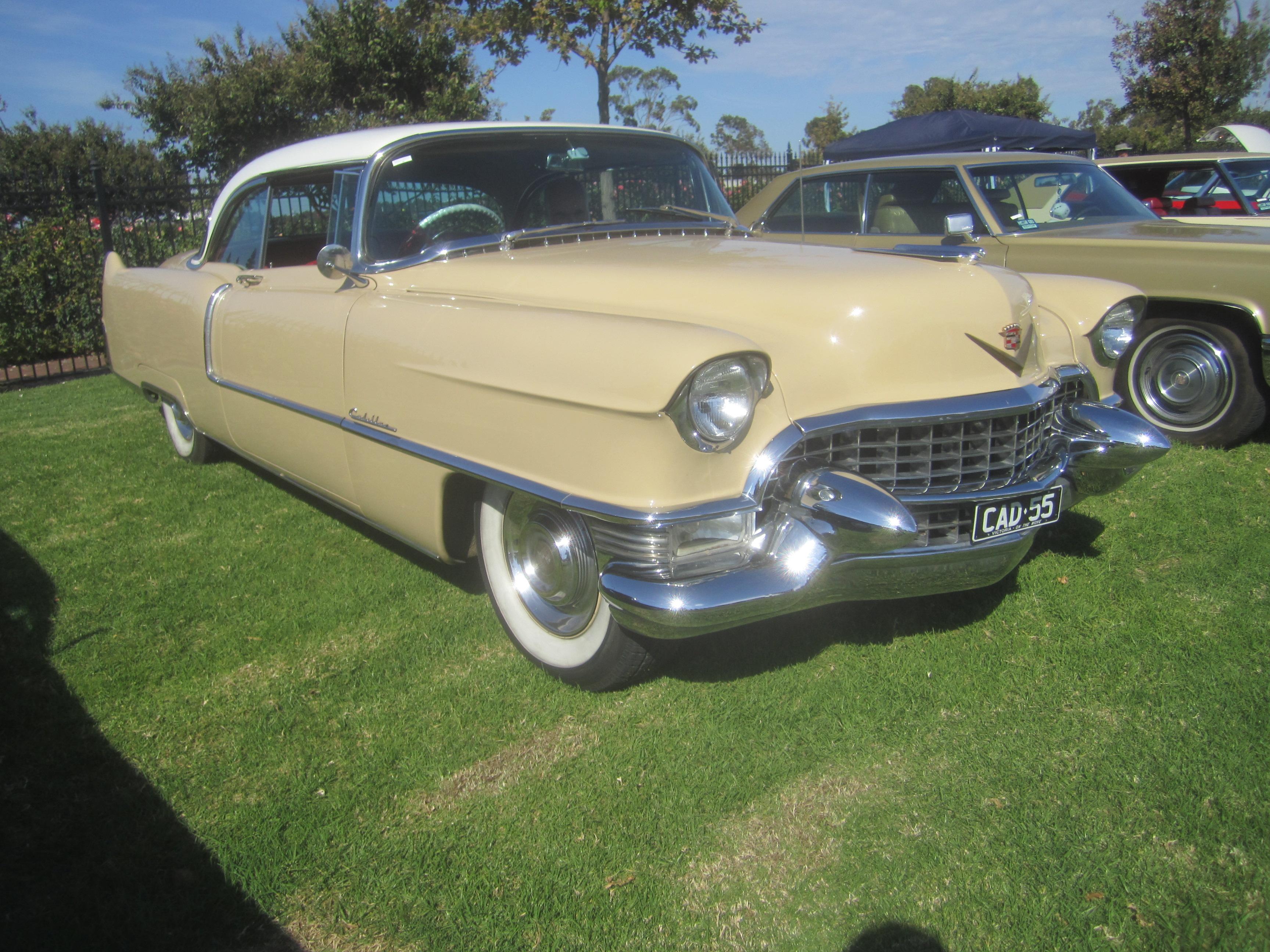 File1955 Cadillac Series 62 2 Door Hardtop 8664112542 1955 Coupe Deville Convertible