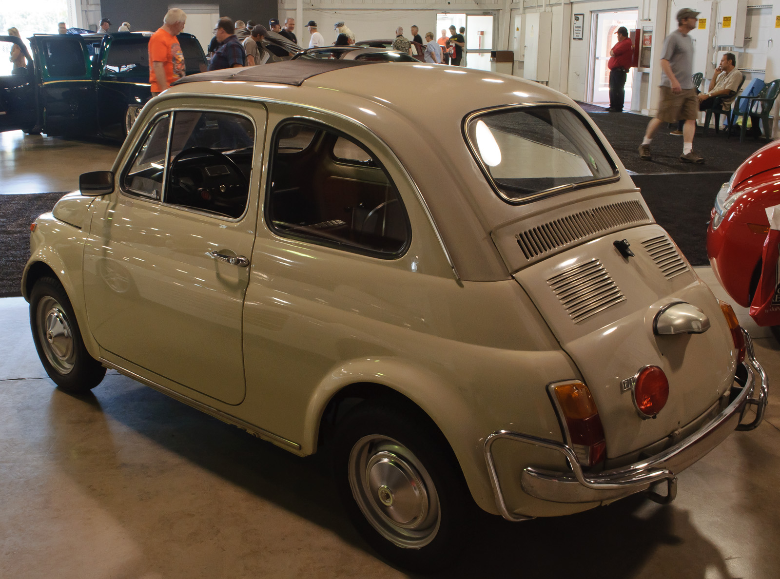 barnaby outdoor image barnabysgarage and garage fiat may contain acquisition id s car media latest photos pcb spider