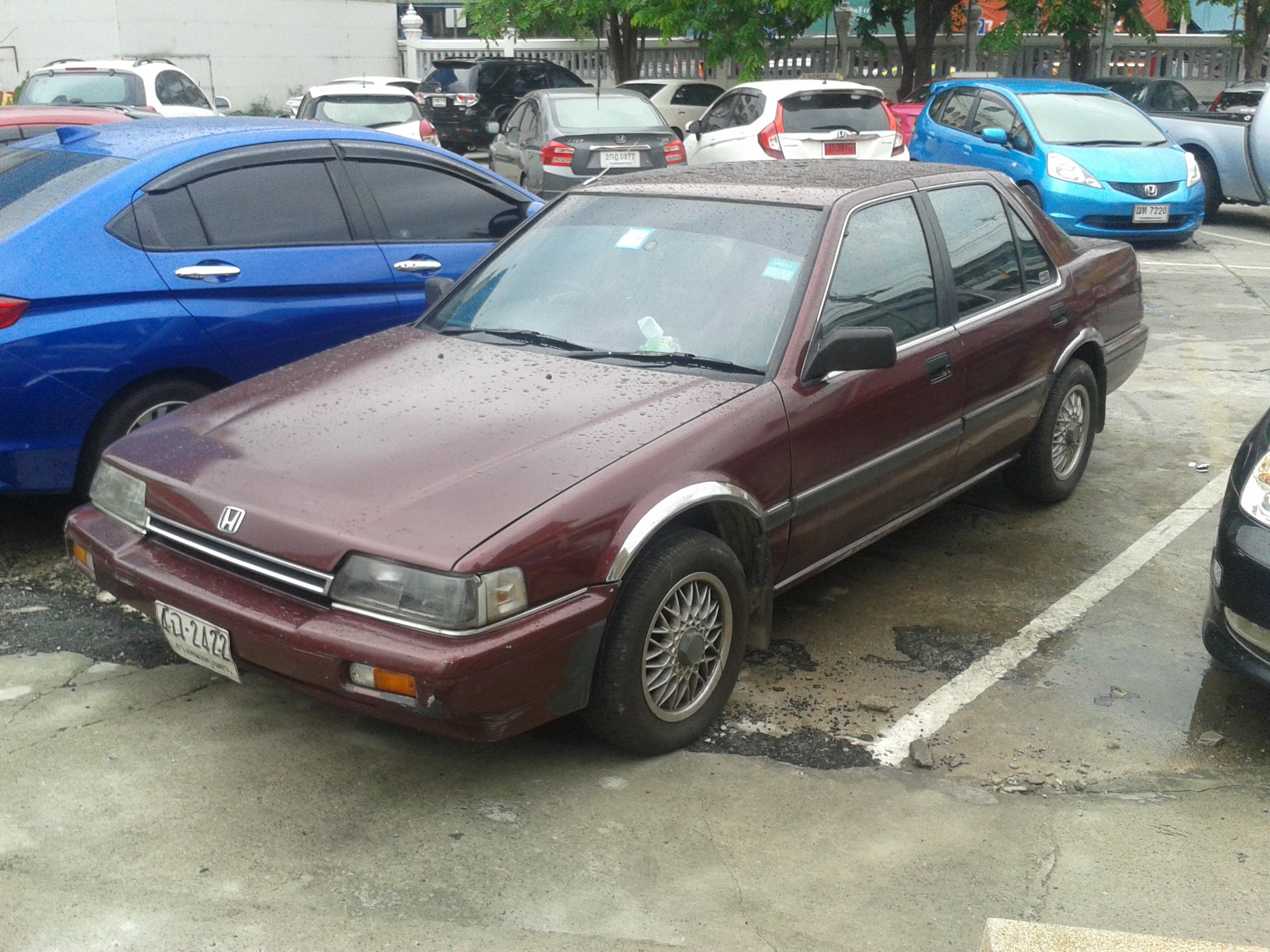 Kelebihan Honda Accord 1986 Murah Berkualitas