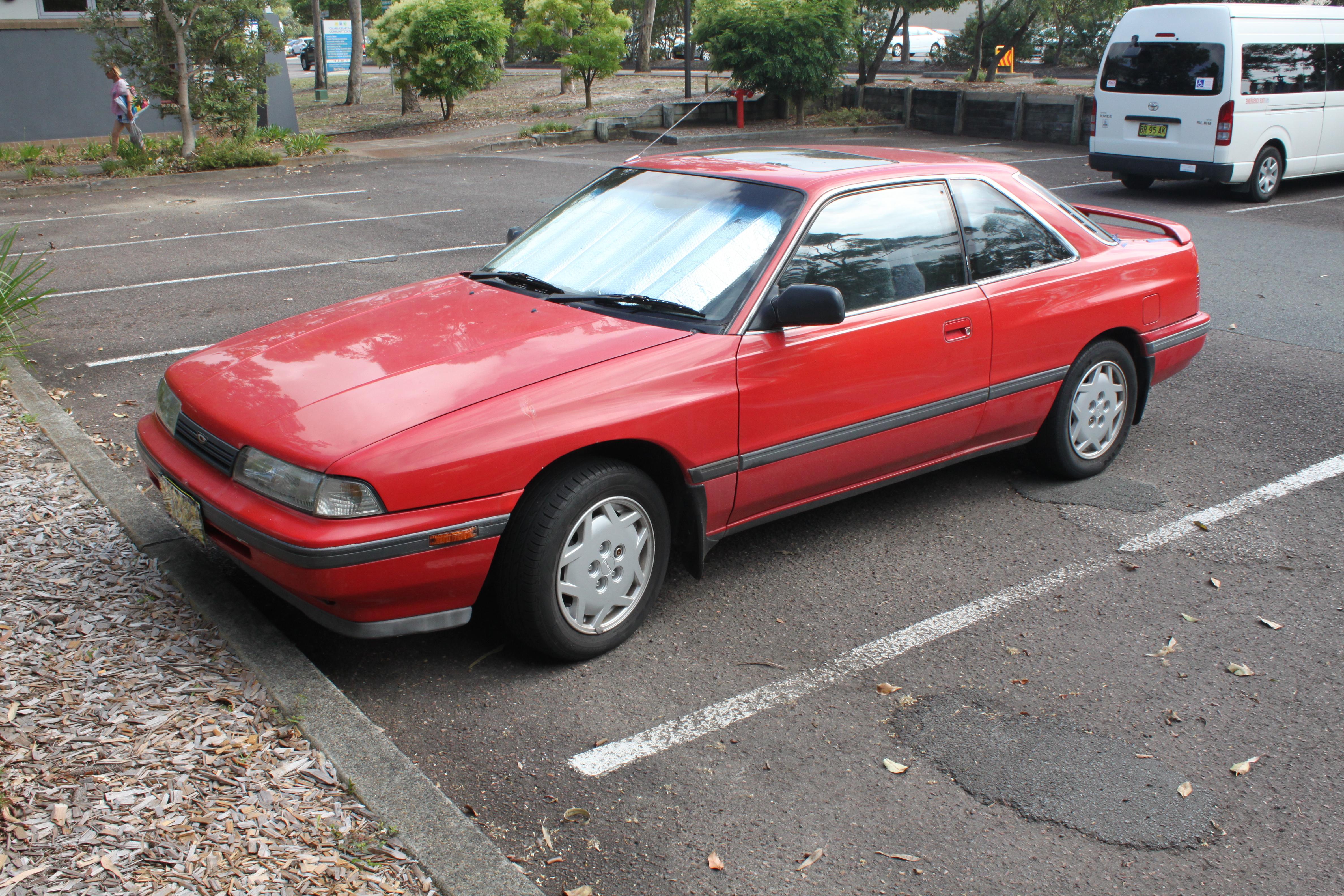 File 1988 Mazda MX 6 GD Turbo coupe Wikimedia