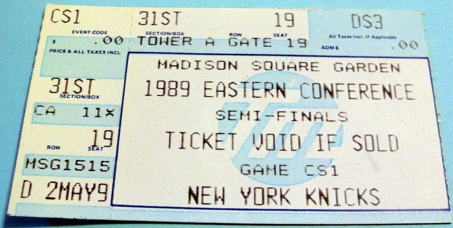 1988–89 New York Knicks season - Wikipedia