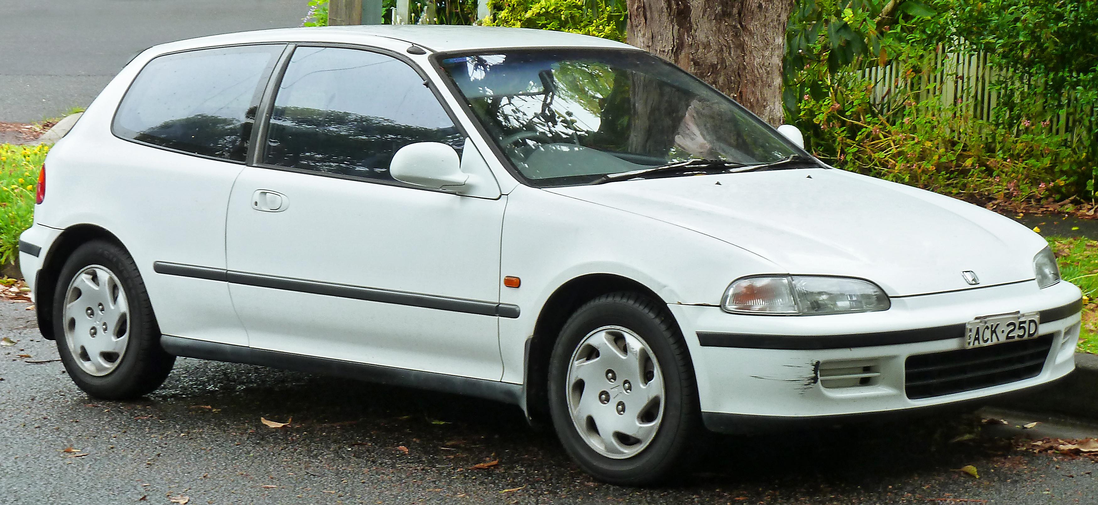 File 1993 1995 Honda Civic Gli 3 Door Hatchback 2011 11