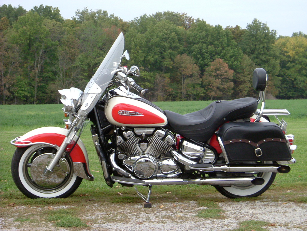 Yamaha Royal Star - Wikipedia on