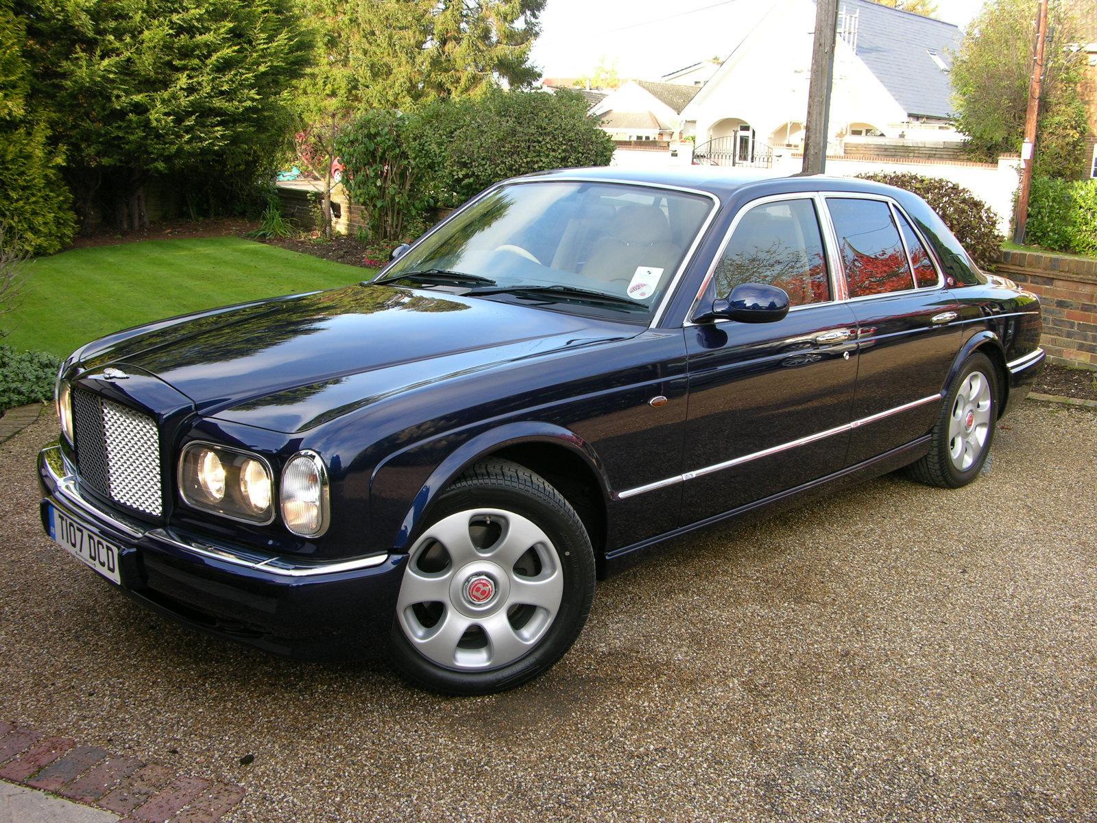 File 1999 Bentley Arnage V8 Flickr The Car Spy 5 Jpg