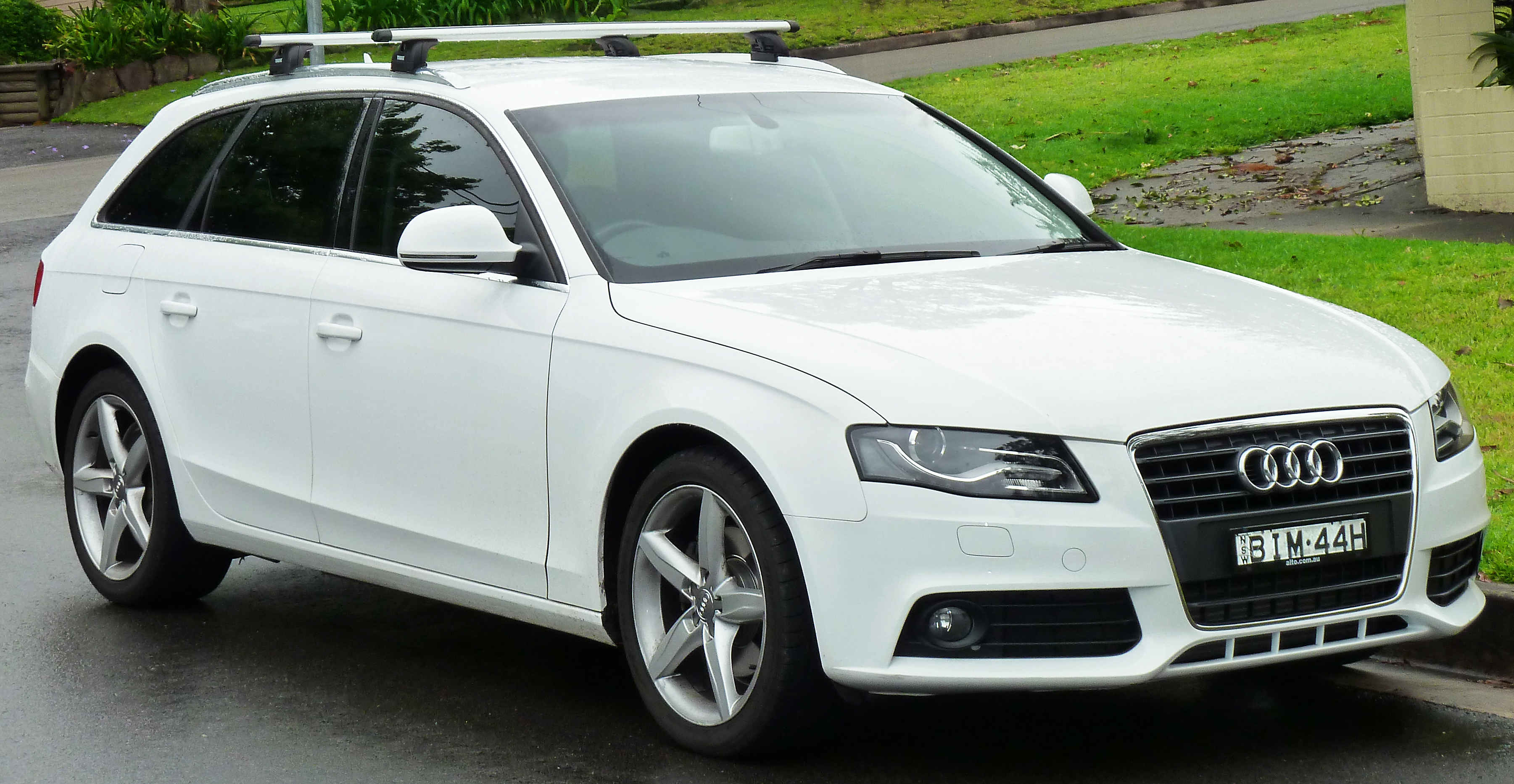 File 2008 2011 Audi A4 8k 2 0 Tdi Avant 2011 11 17 Jpg
