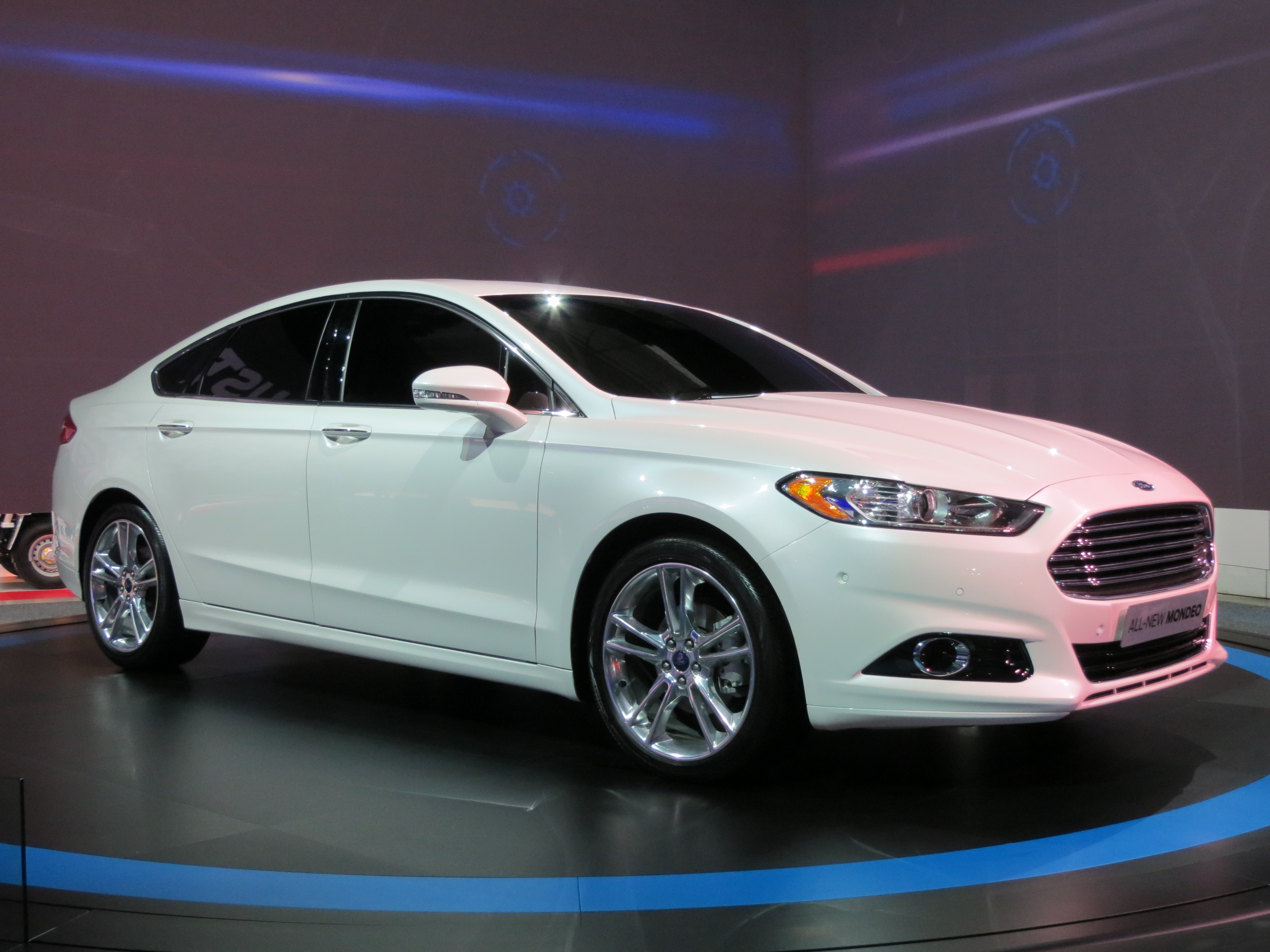 2012 ford mondeo titanium sedan 10 26 02jpg wikimedia pictures. Black Bedroom Furniture Sets. Home Design Ideas