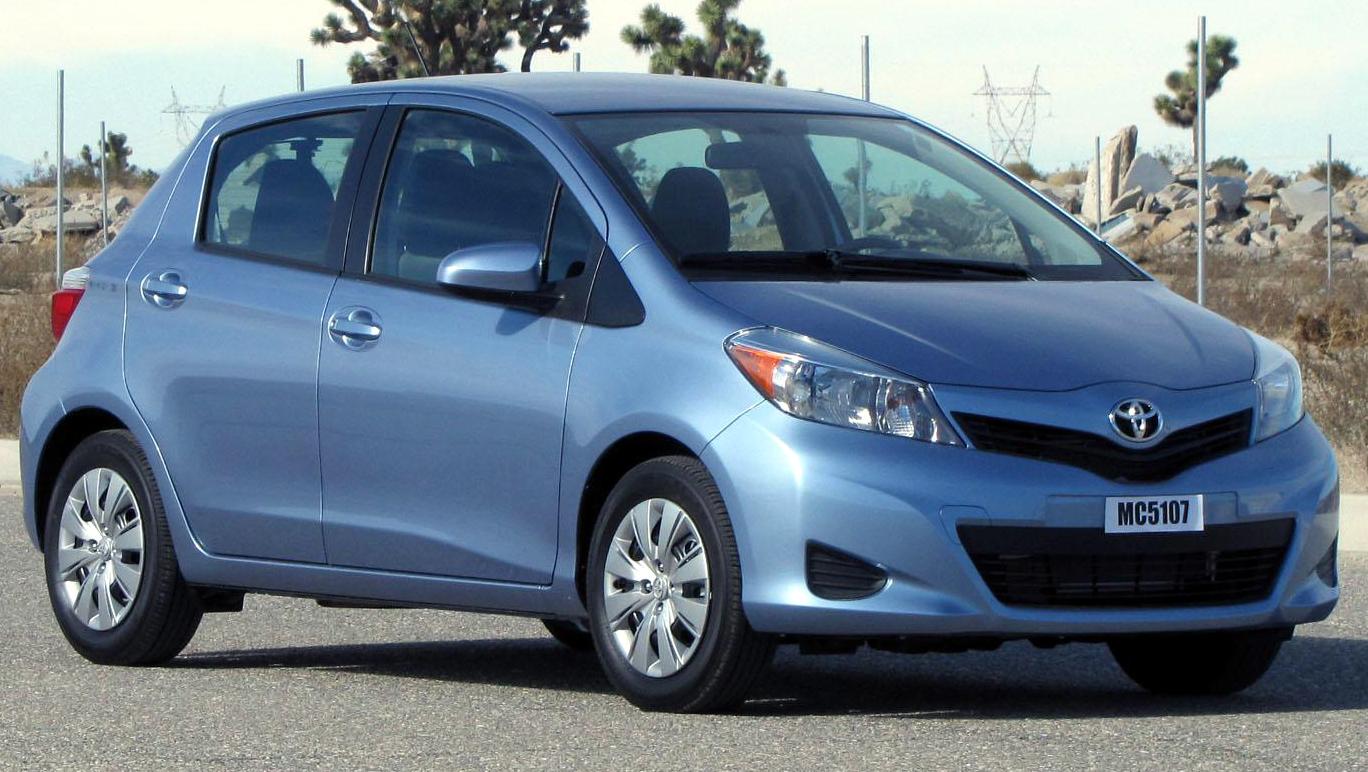 Αρχείο:2012 Toyota Yaris LE -- NHTSA.jpg - Βικιπαίδεια