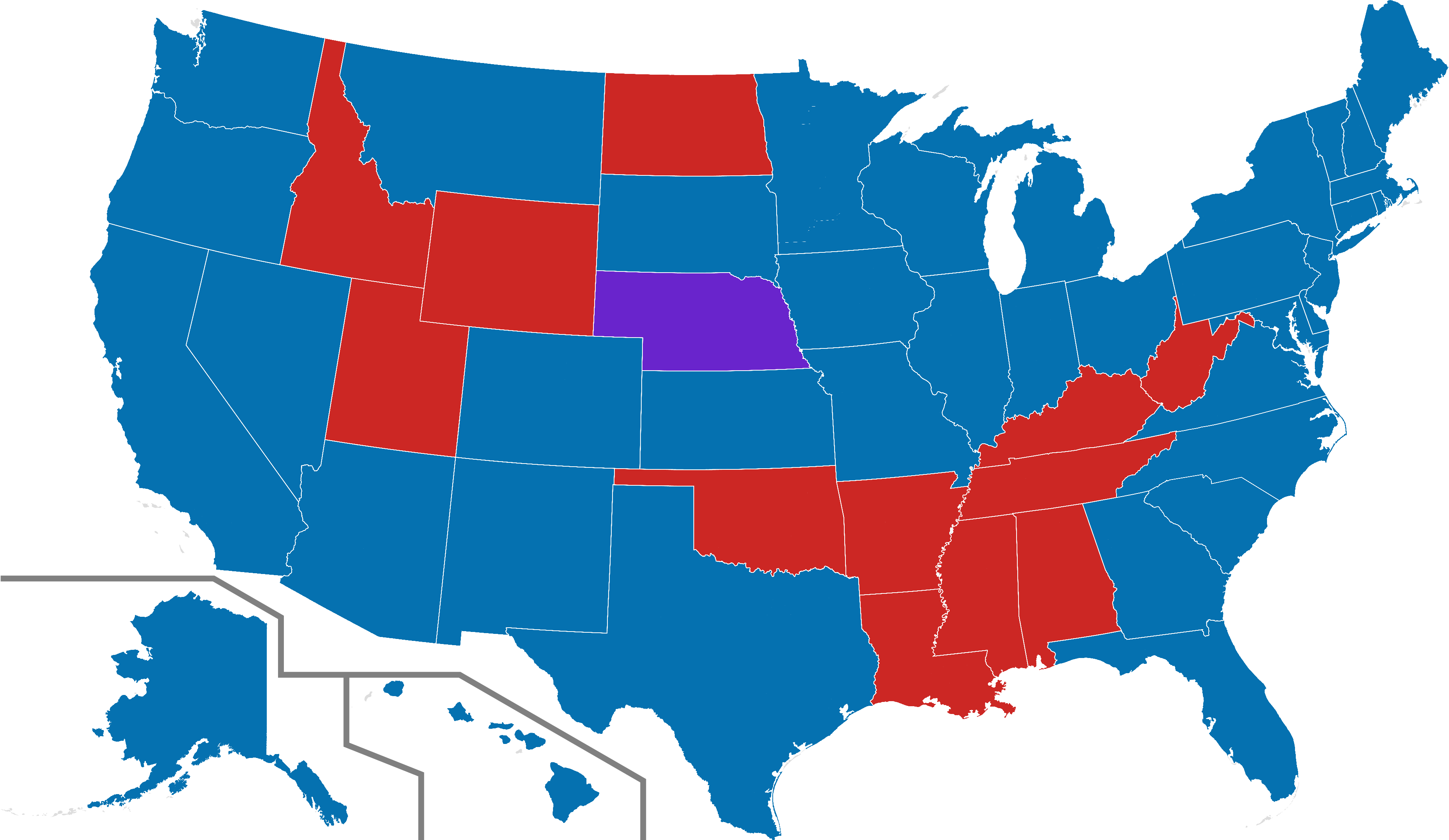 File US Presidential Election Polling Map Gender Gap Trump - Us election 2016 map