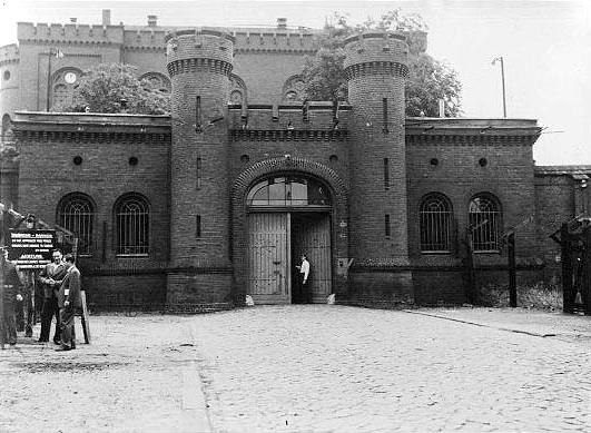 6th Inf Regt Spandau Prison 1951